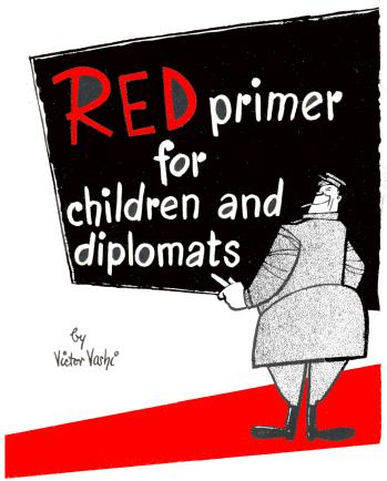 vashi red primer cartoon