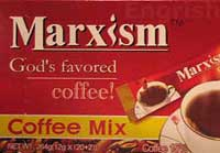 marxism coffee political satire