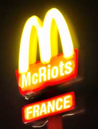 mcdonalds french socialism political cartoon
