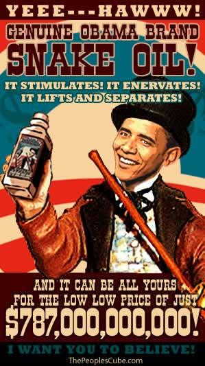 Genuine Obama Brand Sn...
