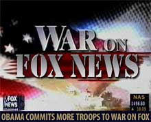 war on fox news satire