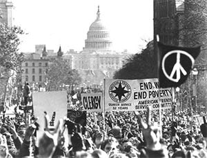 March against death DC, 1969