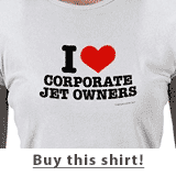 I heart corporate jet owners funny shirt