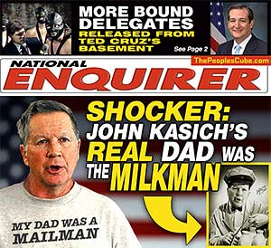 John Kasich Nat'l Enquirer