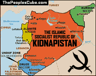 Kidnapistan Map