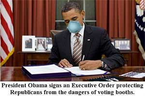 Obama declares National Ebola Quarantine