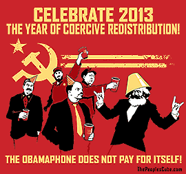 Communist leaders celebrate 100 years of IRS cartoon