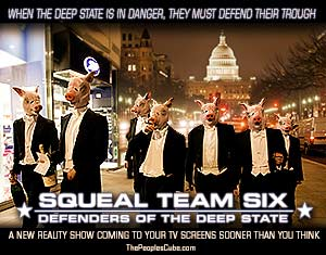 SQUEAL TEAM SIX