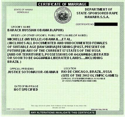 Temporary Marriage Certificate Hawaii - Best Design Sertificate 2018